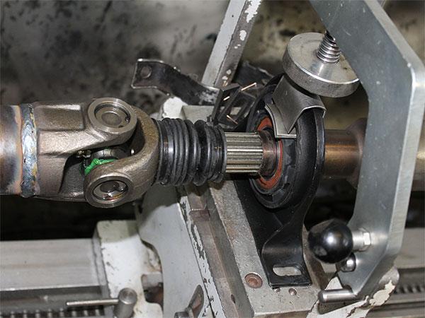Балансировка карданного вала Mercedes Sprinter